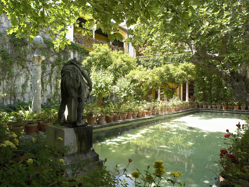 Casa de pilatos palacio de medinaceli monumentos de for Jardin chico casa