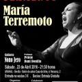 Recital Flamenco – María Terremoto