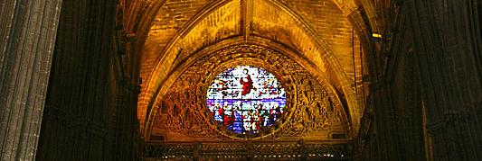 Normas en la catedral de sevilla - Catedral de sevilla interior ...