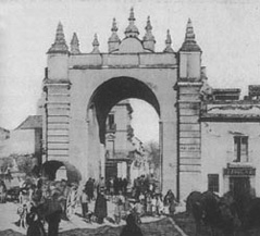 The Old Gates of Seville